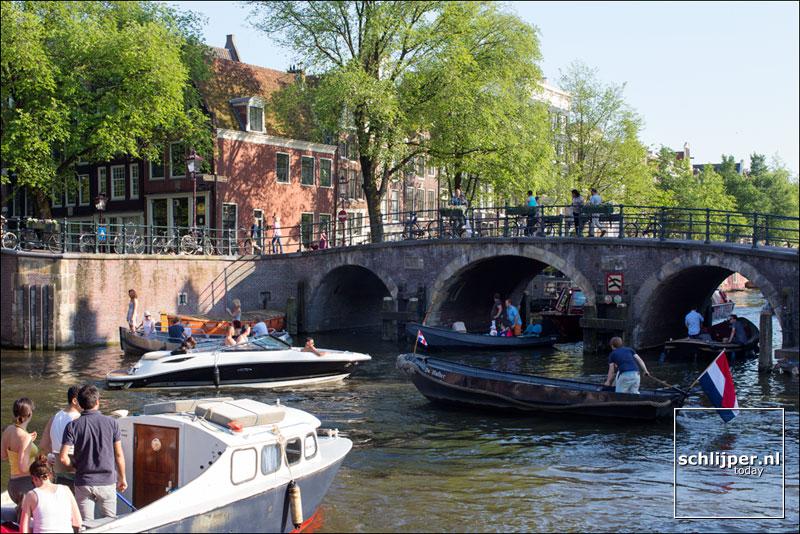 Nederland, Amsterdam, 1 juli 2015