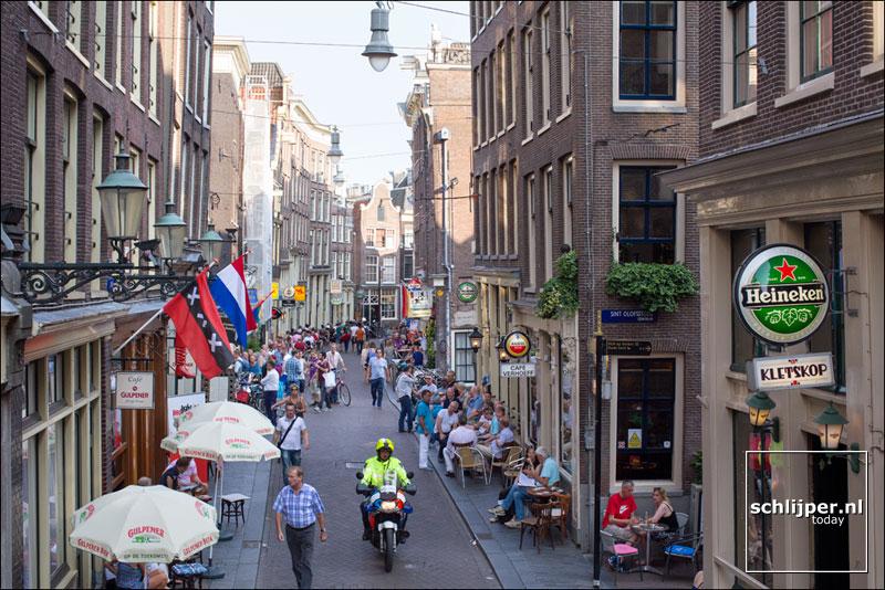 Nederland, Amsterdam, 3 juli 2015
