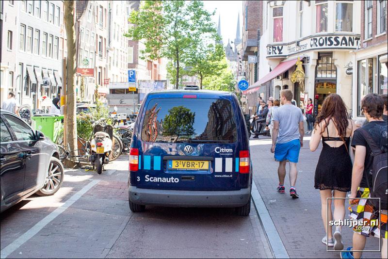 Nederland, Amsterdam, 6 juli 2015