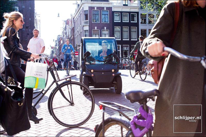 Nederland, Amsterdam, 9 juli 2015