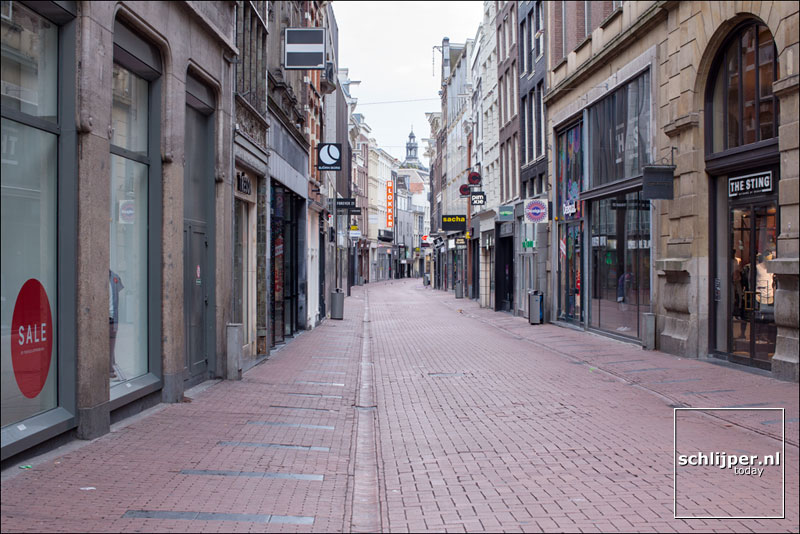 Nederland, Amsterdam, 12 juli 2015