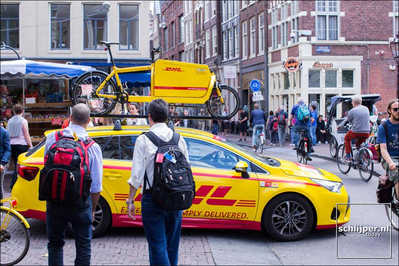 Nederland, Amsterdam, 14 juli 2015