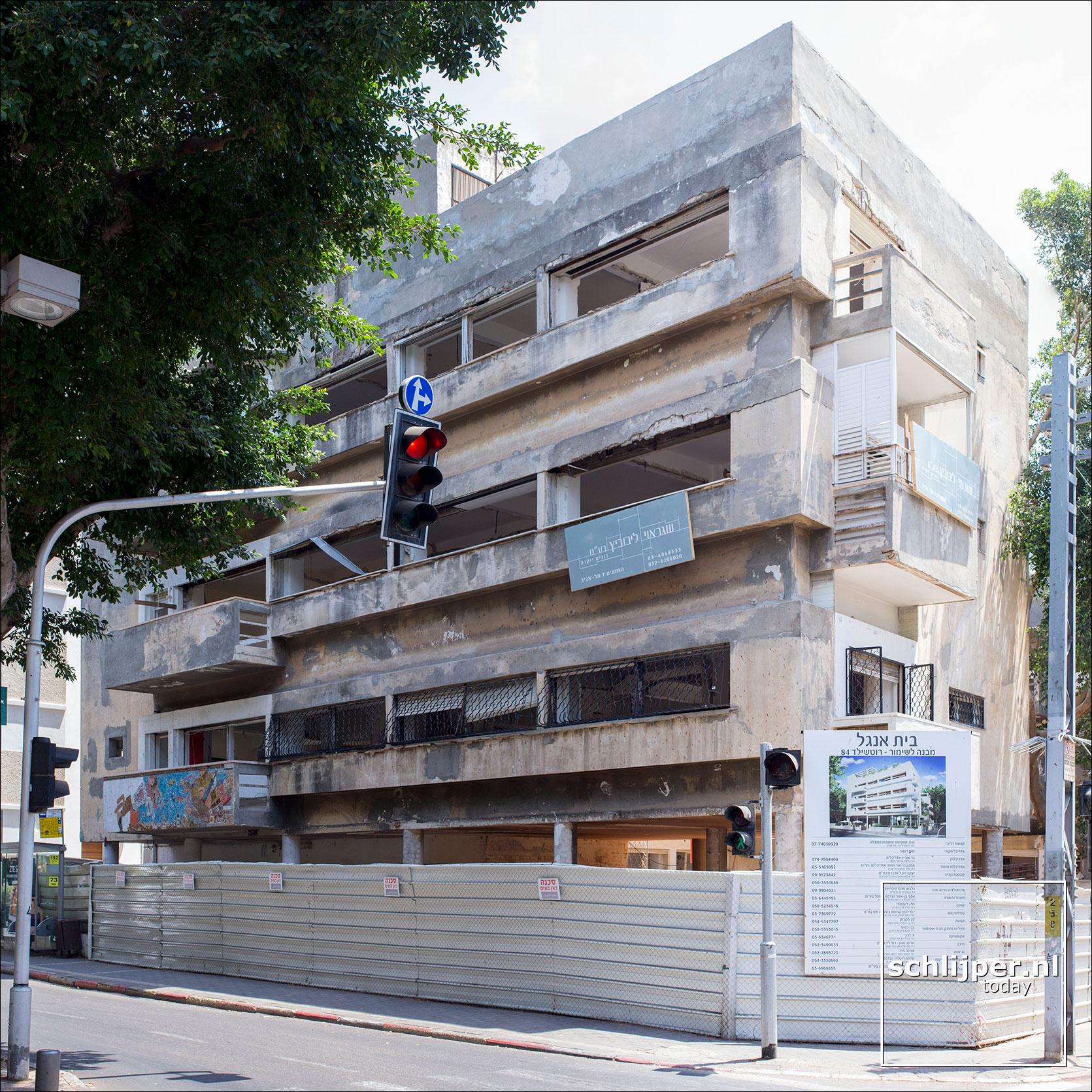 Israel, Tel Aviv, 25 juli 2015