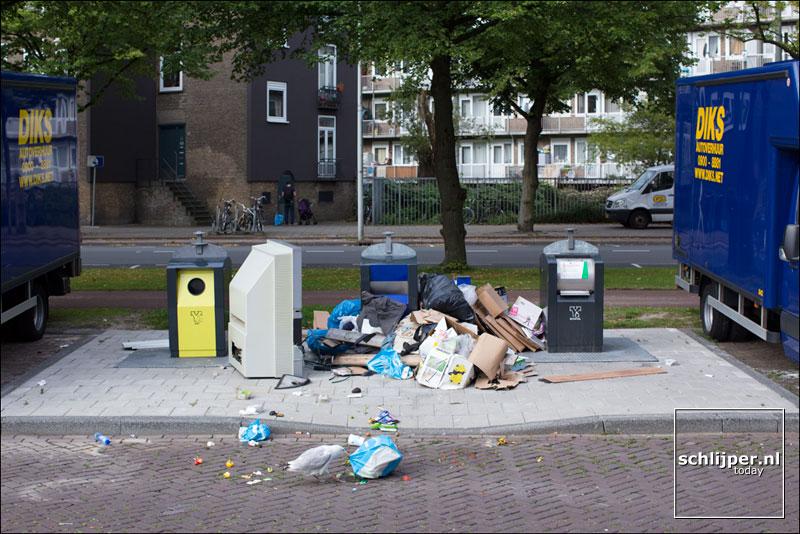 Nederland, Amsterdam, 5 augustus 2015