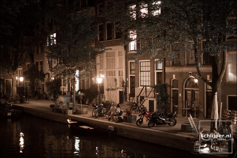 Nederland, Amsterdam, 6 augustus 2015