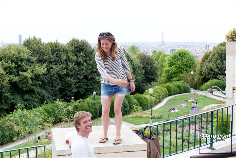 Frankrijk, Parijs, 8 augustus 2015