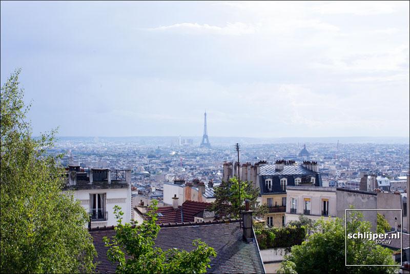 Frankrijk, Parijs, 14 augustus 2015