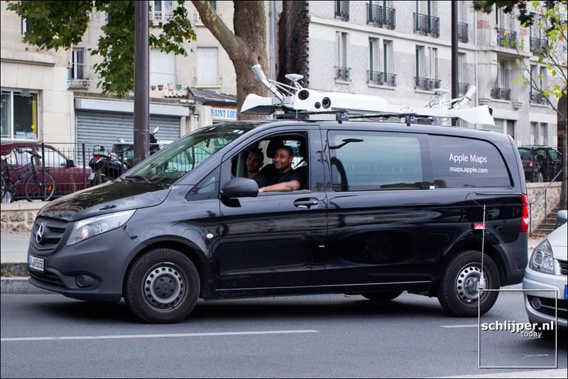Frankrijk, Parijs, 18 augustus 2015
