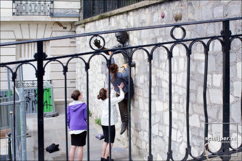 Frankrijk, Parijs, 24 augustus 2015