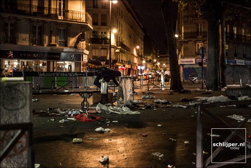 Frankrijk, Parijs, 26 augustus 2015