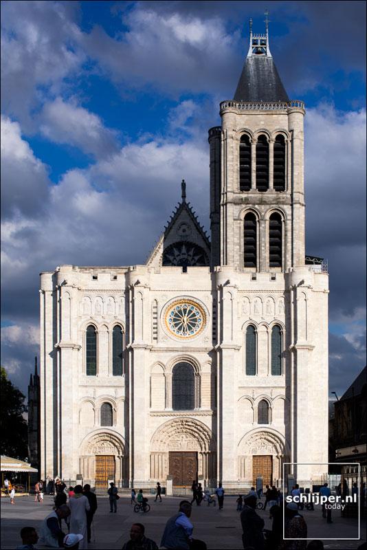 Frankrijk, Saint-Denis, 28 augustus 2015