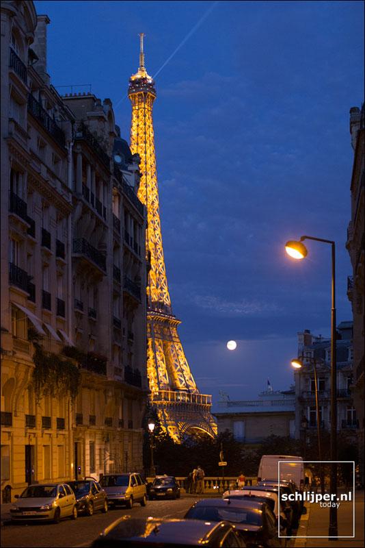 Frankrijk, Parijs, 29 augustus 2015