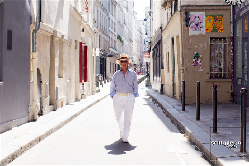 Frankrijk, Parijs, 30 augustus 2015
