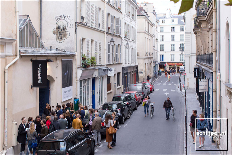 Frankrijk, Parijs, 3 september 2015