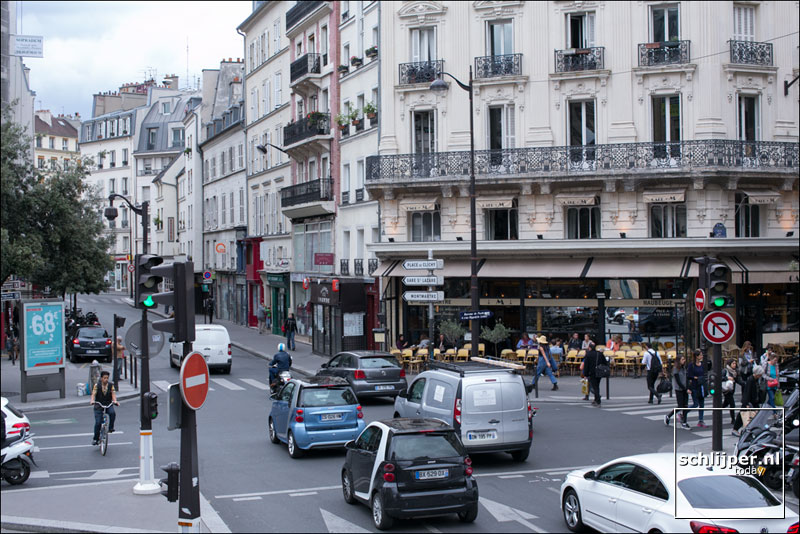 Frankrijk, Parijs, 4 september 2015
