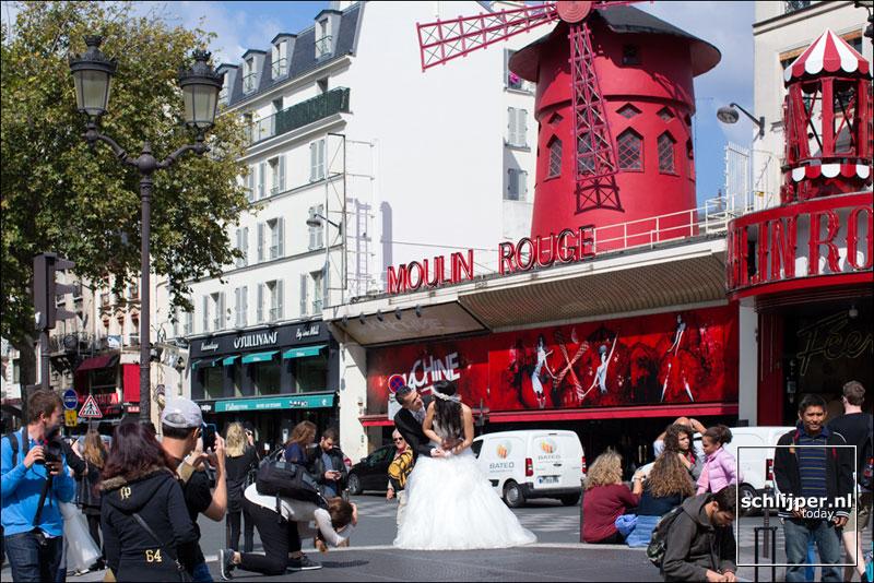 Frankrijk, Parijs, 7 september 2015