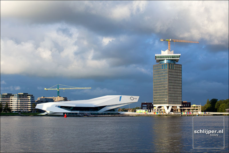 Nederland, Amsterdam, 23 september 2015