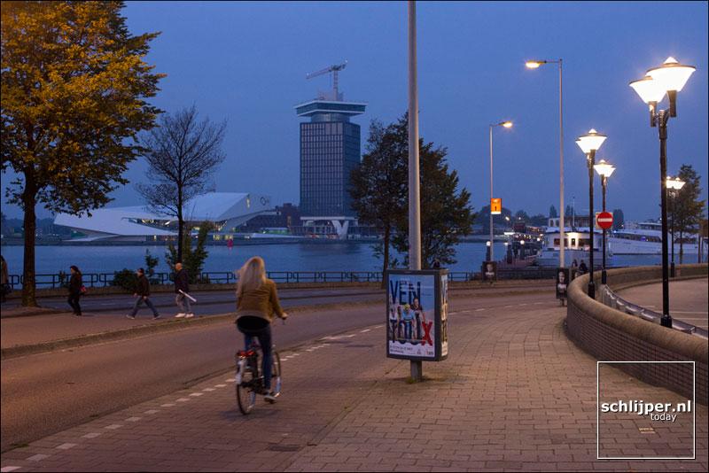 Nederland, Amsterdam, 3 oktober 2015