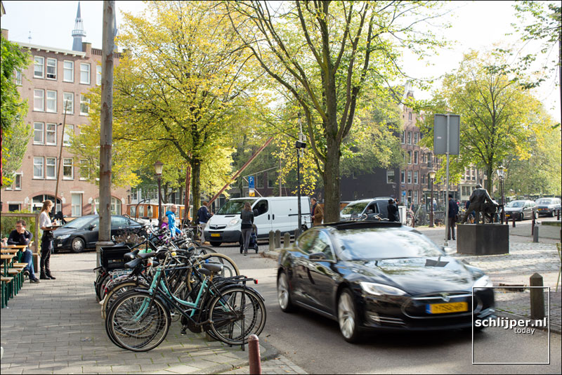 Nederland, Amsterdam, 9 oktober 2015