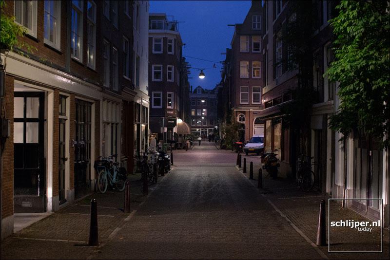 Nederland, Amsterdam, 17 oktober 2015