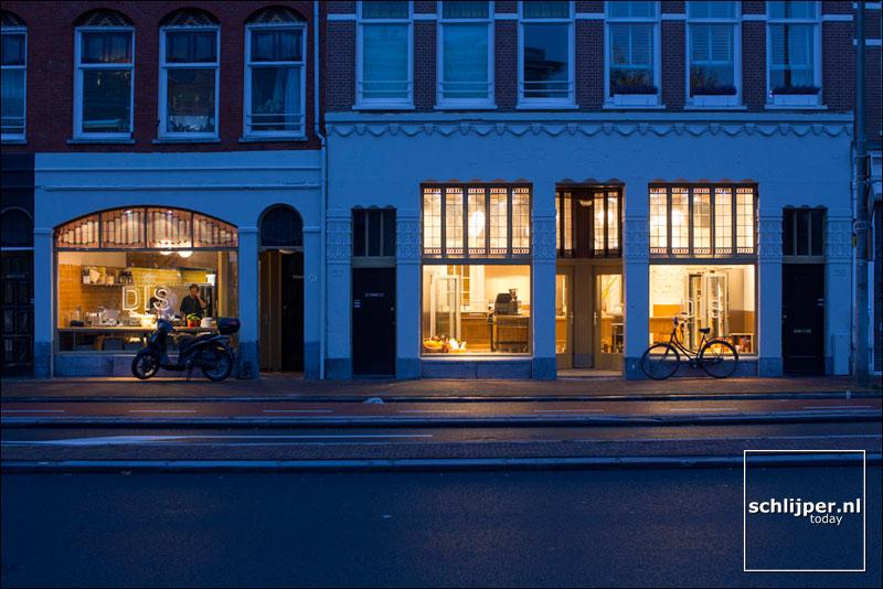 Nederland, Amsterdam, 18 oktober 2015