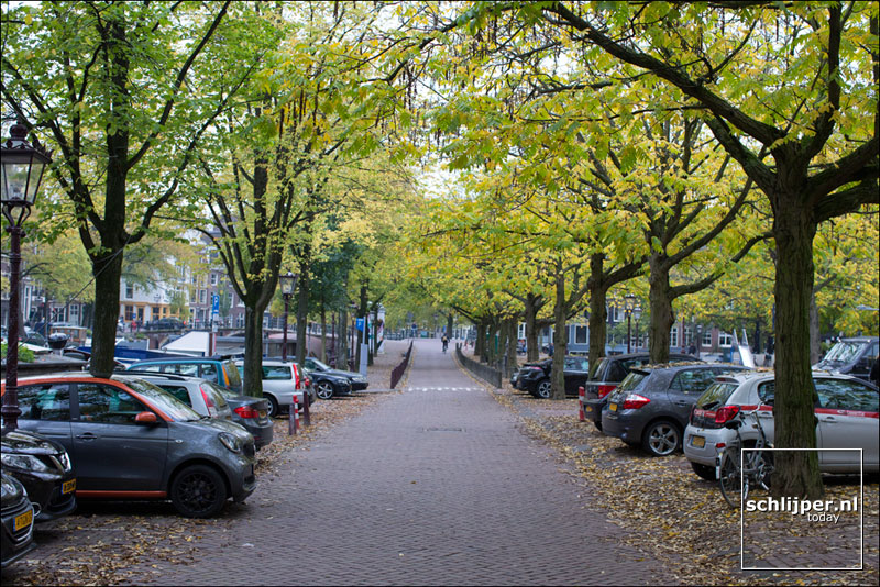 Nederland, Amsterdam, 19 oktober 2015