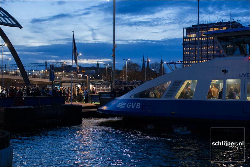 Nederland, Amsterdam, 30 oktober 2015