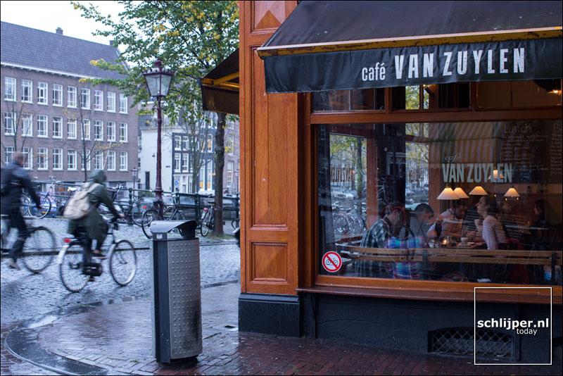 Nederland, Amsterdam, 9 november 2015