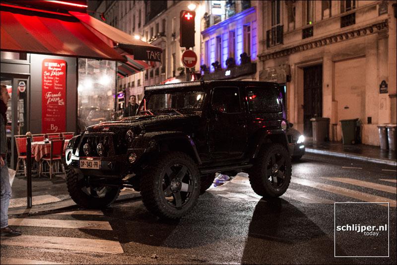Frankrijk, Parijs, 21 november 2015