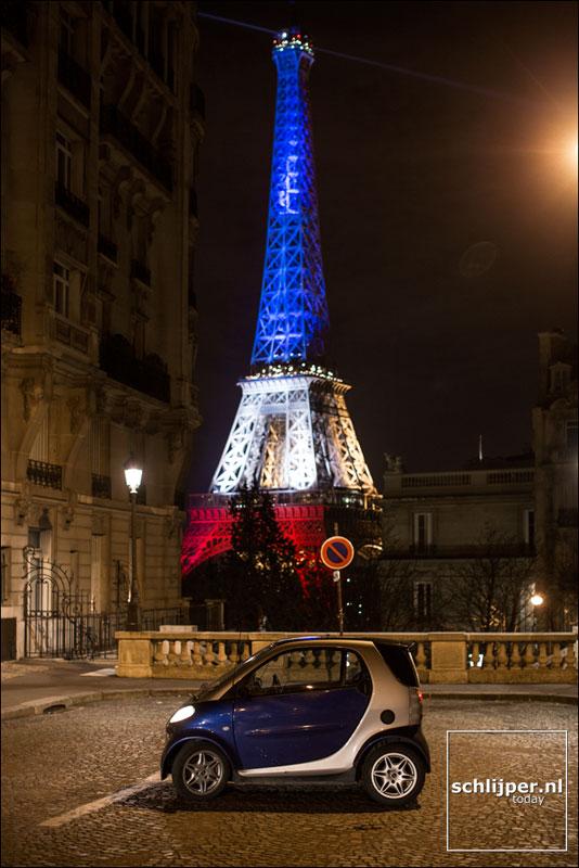 Frankrijk, Parijs, 22 november 2015