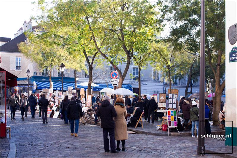 Frankrijk, Parijs, 23 november 2015