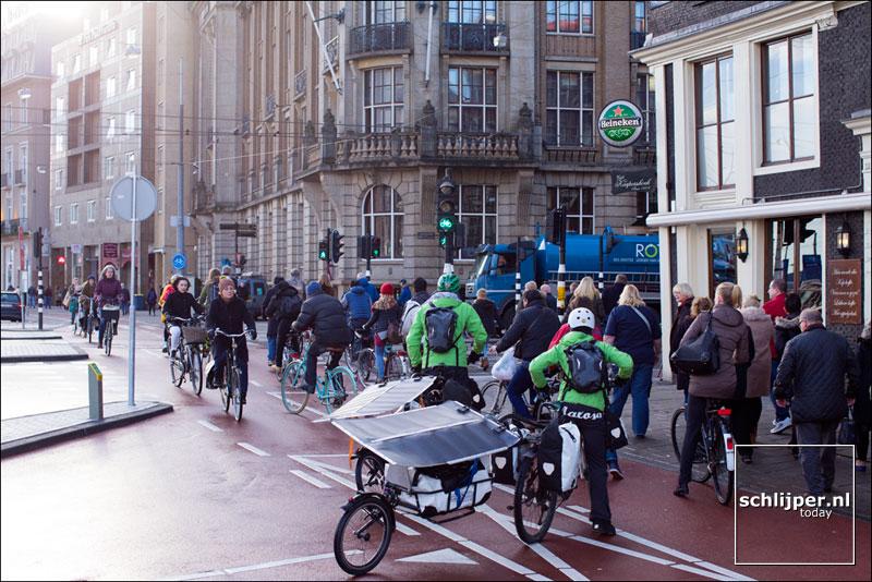 Nederland, Amsterdam, 26 november 2015