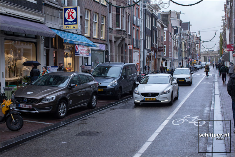 Nederland, Amsterdam, 1 december 2015