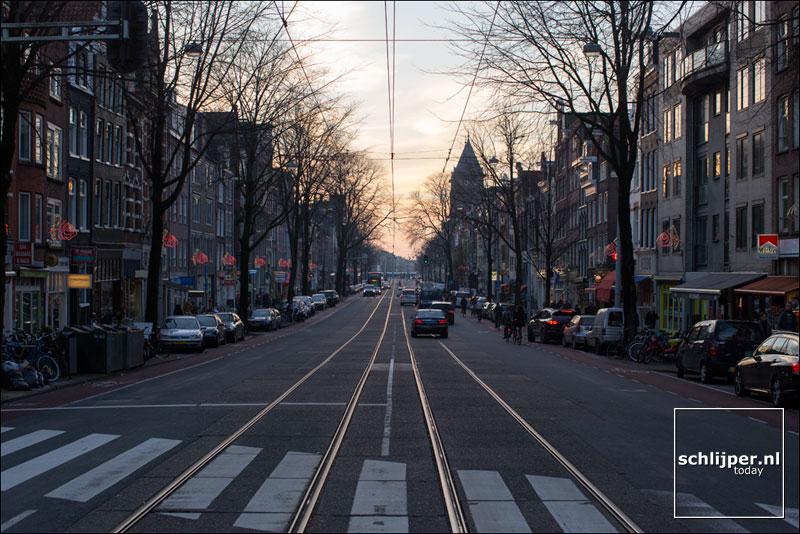 Nederland, Amsterdam, 7 december 2015