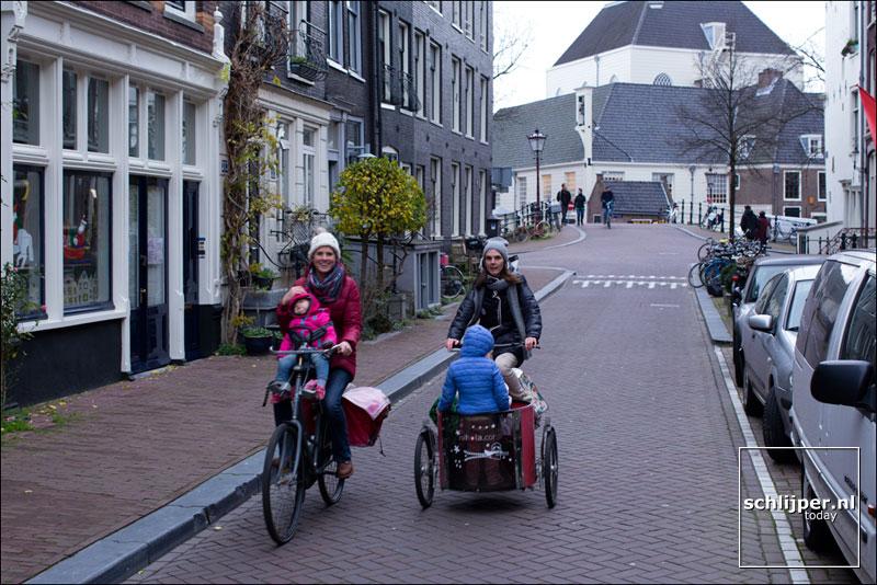 Nederland, Amsterdam, 8 december 2015