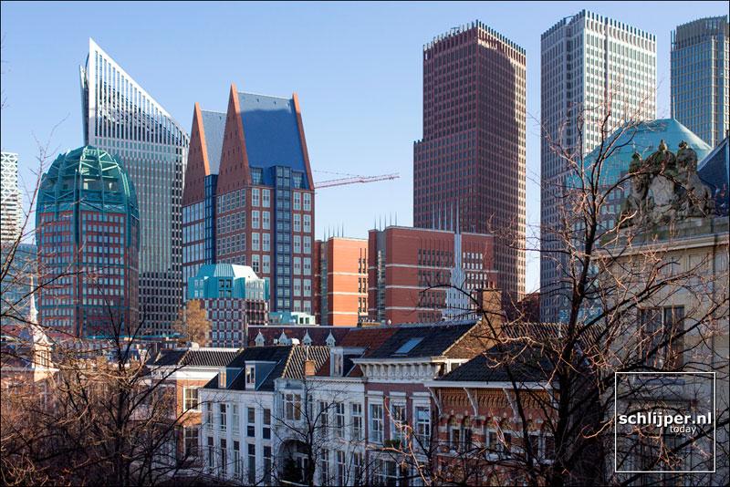 Nederland, Den Haag, 9 december 2015