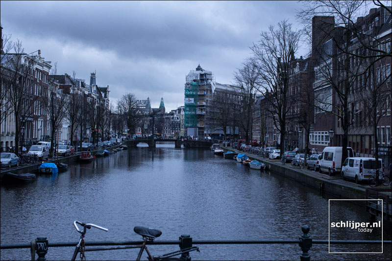 Nederland, Amsterdam, 16 december 2015
