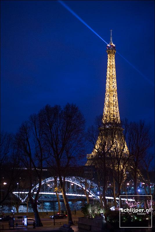 Frankrijk, Parijs, 20 december 2015