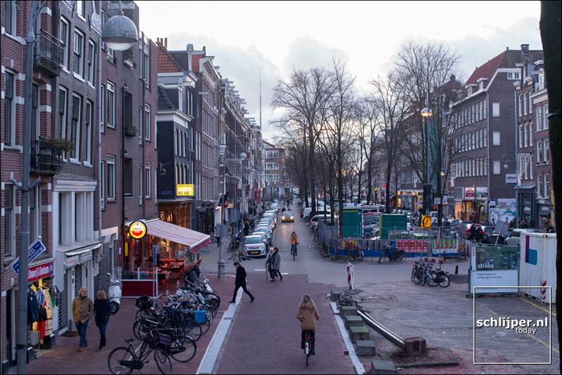 Nederland, Amsterdam, 30 januari 2016