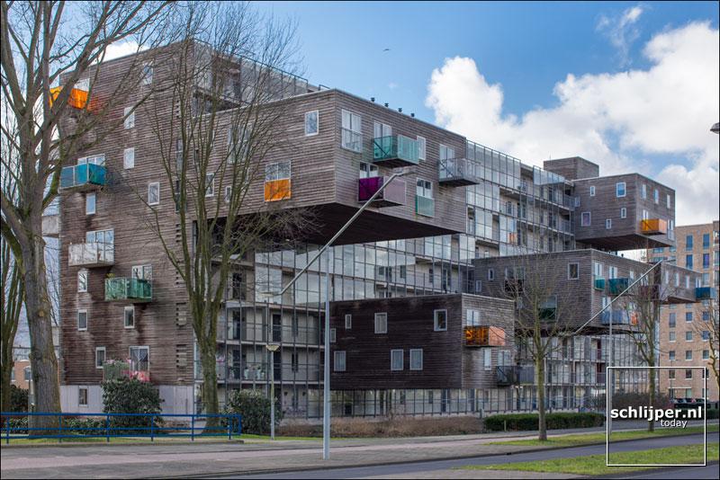Nederland, Amsterdam, 3 februari 2016