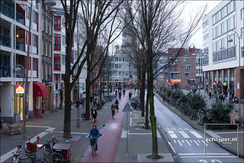 Nederland, Amsterdam, 4 februari 2016