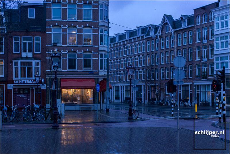 Nederland, Amsterdam, 14 februari 2016
