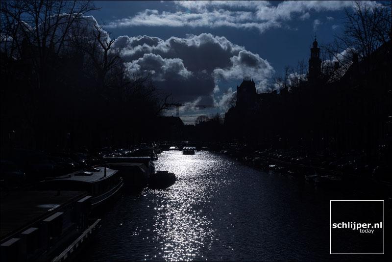 Nederland, Amsterdam, 15 februari 2016