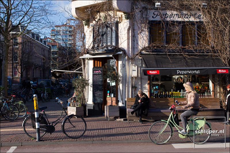 Nederland, Amsterdam, 19 februari 2016