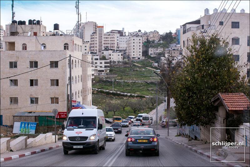 Palestinian Territories, Ramallah, 8 maart 2016