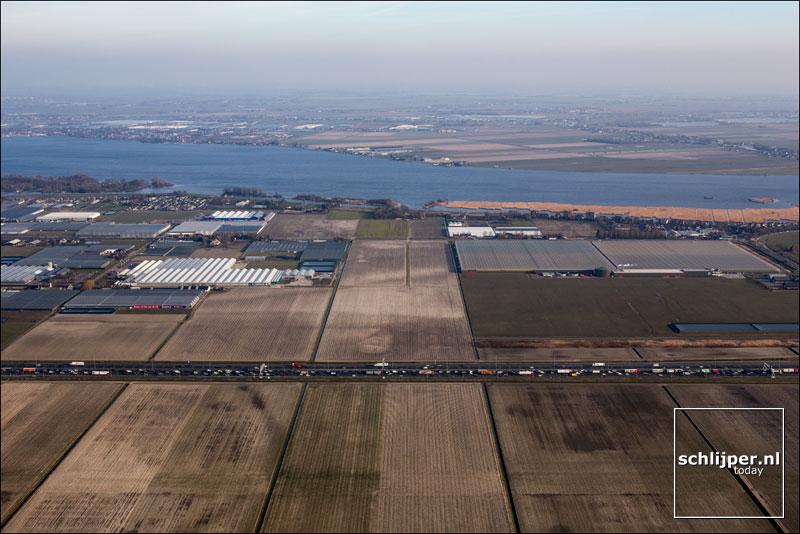 Nederland, Aalsmeer, 14 maart 2016