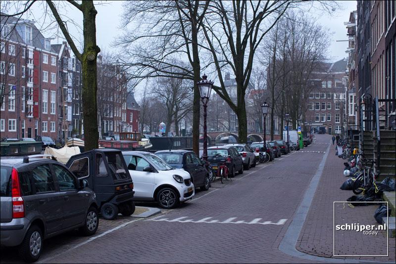 Nederland, Amsterdam, 15 maart 2016