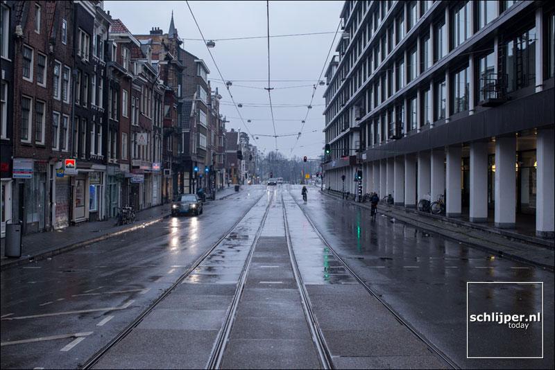 Nederland, Amsterdam, 25 maart 2016