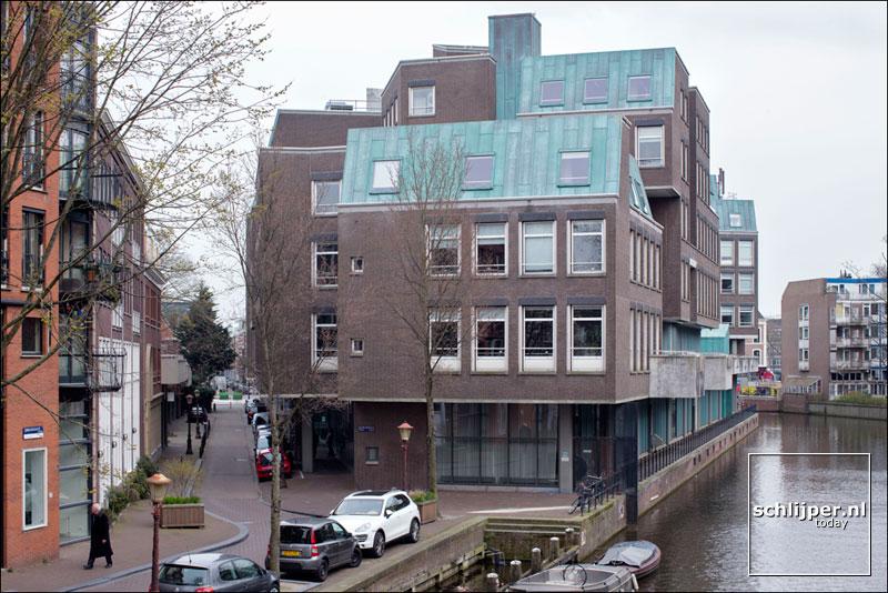 Nederland, Amsterdam, 2 april 2016