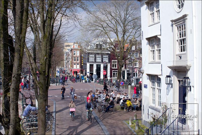 Nederland, Amsterdam, 3 april 2016